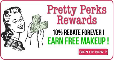 Pay backs are... The BEST with our Pretty Perks Rewards!